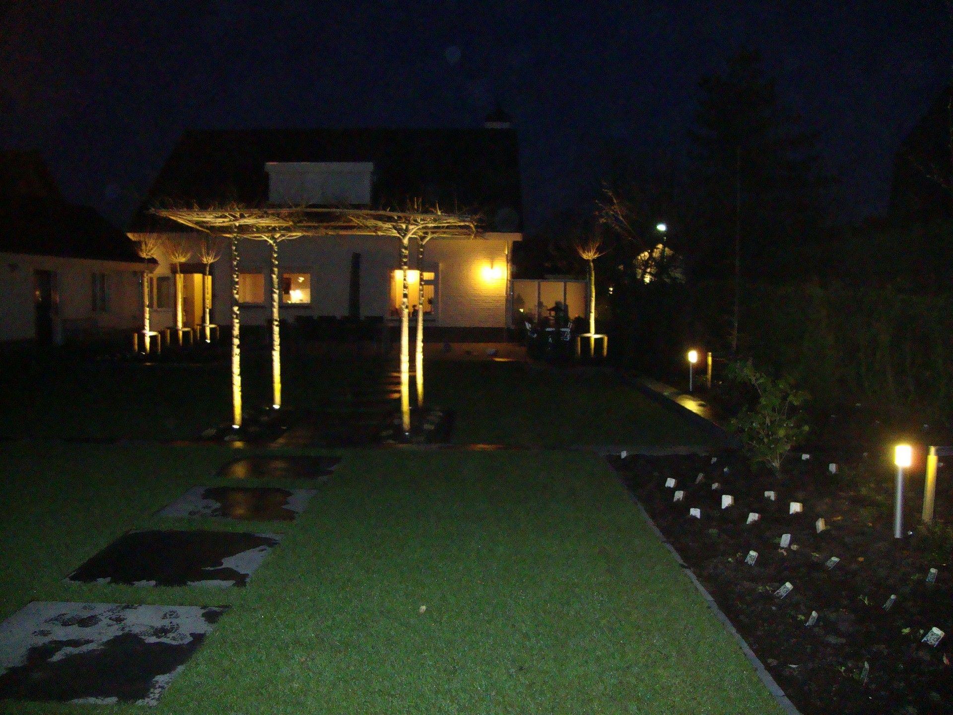 Wonderbaarlijk Tuinverlichting - Tuincentrum Nieuwenhuijse Zeeland QM-64